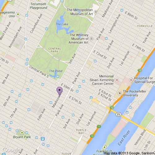 New York City location Map for CBL Data Recovery