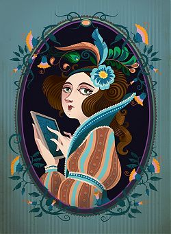 Ada Lovelace illustration