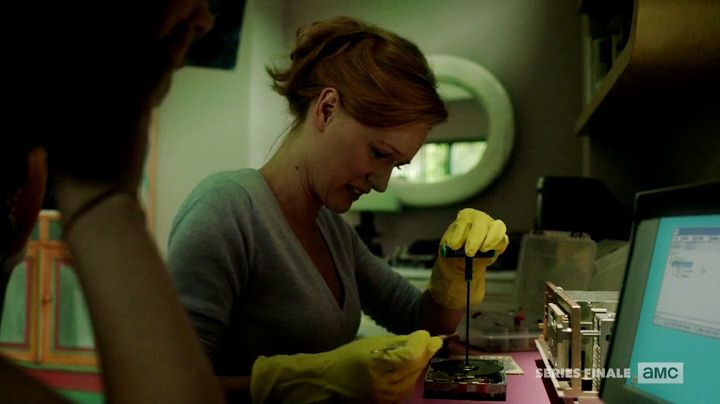 Data Recovery on TV - Halt and CaughtFire