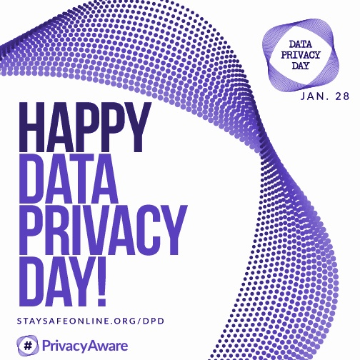 International Data Privacy Day: Strong, Sensitive,Secure