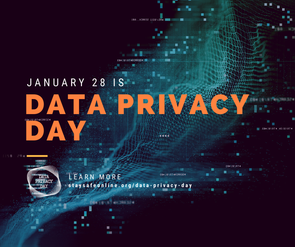 International Data Privacy Day: Strong, Sensitive, Secure