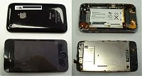 iPhone 3GS teardown for recovery