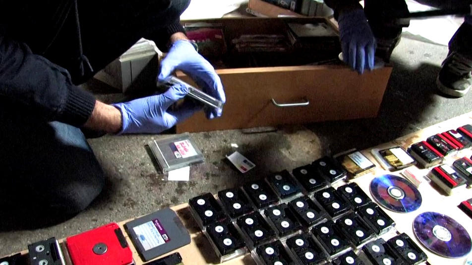 Saving Eyebeam's Media Archives from Sandy's HurricaneFloodwaters
