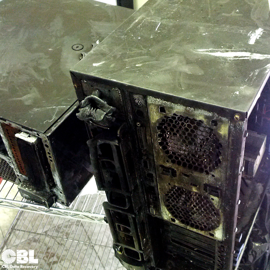 CBL Pictures: From the Ashes II - ServerFire