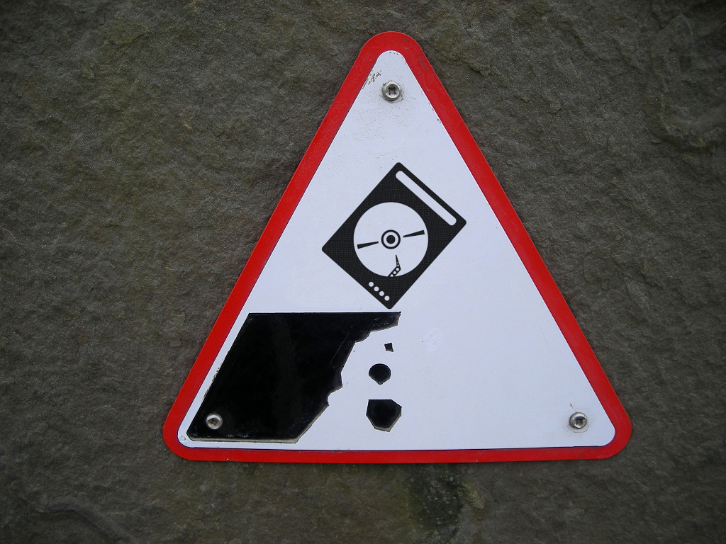 Spot Some of These Signs? Your Hard Drive May Be About toFail